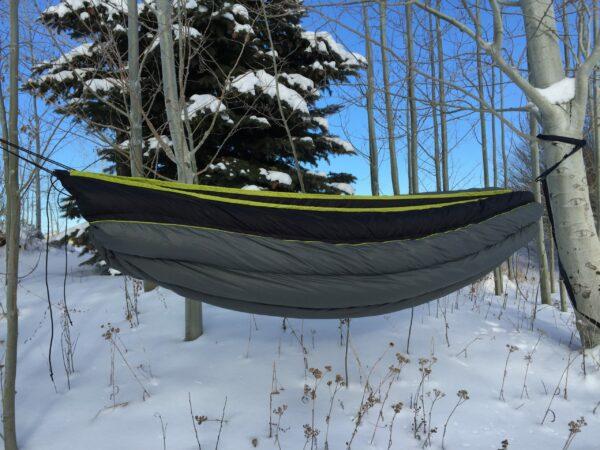 We handmade the best hammock camping gear for all seasons